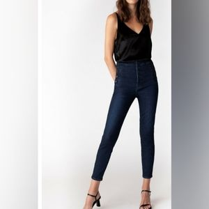 jbrand natasha super high rise crop skinny dark